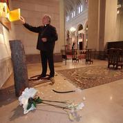 Églises profanées: la droite réclame une mission parlementaire avant l'été