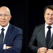 Ciotti et Estrosi au coude-à-coude pour la mairie de Nice