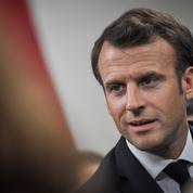 Grand débat: Macron reçoit les élus des Hauts-de-France