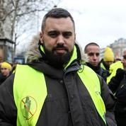 «Gilets jaunes»: Éric Drouet condamné à une amende pour des manifestations non déclarées