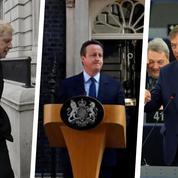 Brexit: que sont devenus les protagonistes du référendum depuis 2016?