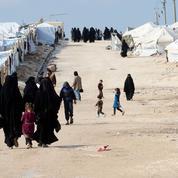 Syrie: les familles du groupe État islamique réunis dans le camp d'Al-Hol