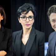 Municipales à Paris: Hidalgo, Dati et Griveaux au coude-à-coude