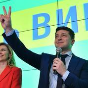 Ukraine: le comique Zelensky ne fait plus rire Porochenko