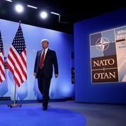 L'Otan fête ses 70 ans, dopée par l'hostilité de Trump