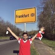 Le prétendu voyage des supporters de Benfica à Francfort était une publicité