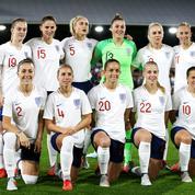 L'annonce originale des 23 sélectionnées de l'équipe féminine d'Angleterre