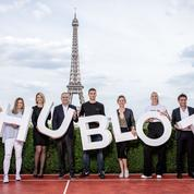 Des champions de la petite balle jaune en plein cœur de Paris