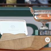 Roland-Garros: une cagnotte record de 42,6 millions d'euros à se partager