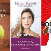 Roland-Garros: jeu set et match avec six livres à lire durant la quinzaine