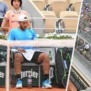 Pouille sur les sièges vides en loges à Roland-Garros: «Ils préfèrent boire du champagne!»