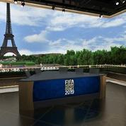 L'inédit studio de Fox Sports face à la Tour Eiffel pendant la Coupe du monde de football féminine