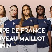 Coupe du monde féminine 2019: pourquoi les Bleues ne portent plus des maillots de garçons