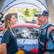 Sébastien Loeb-Perrine Laffont, duo de choc dans les Alpes