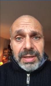 Frank Buhler, ex-membre du Front national, et désormais proche du Parti Souverainiste de Nicolas Dupont-Aignan