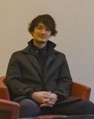 Yuya Roy Komatsu, le visage de la start up Musca à l'international, lors de son passage dans les bureaux du <i>Figaro</i>.