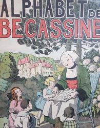 L'Alphabet de Bécassine, 1921.