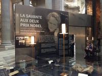 Marie Curie, la première femme à avoir reçu un prix Nobel.
