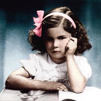 Sylvie Vartan enfant.