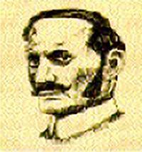 Un portrait d'Aaron Kosminski qui serait en réalité Jack l'Éventreur.