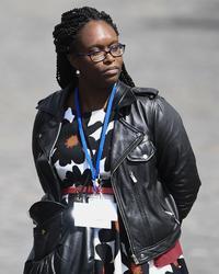 Sibeth Ndiaye.