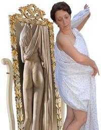 L'antiquité c'est aussi la nudité.