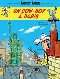 Lucky Luke revient dans un 80e tome.