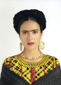 Salma Hayek en Frida Khalo (2002)