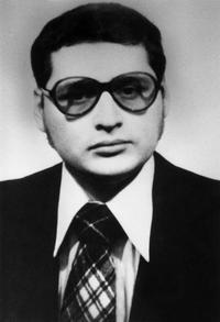 Ilitch Ramirez Sanchez dit Carlos en 1975.