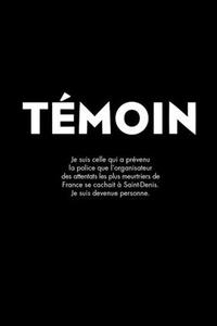 Témoin, Claire Andrieux, Robert Laffont, 2016