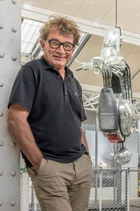 «Nous avons demandé à des artistes de venir créer des installations, pour révéler la ville autrement», explique Jean Blaise, directeur du Voyage à Nantes.