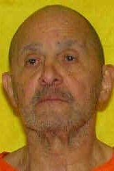 Alva Campbell, 69 ans, condamné à mort pour meurtre.