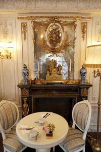 Café Pouchkine (VIIIe).