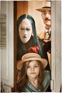 Dupontel, Perez-Biscayart et Héloïse Balster dans «Au revoir là-haut»