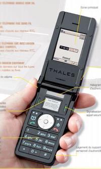Le téléphone Teorem de Thalès