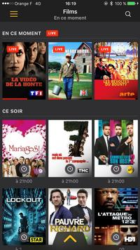 Les films en streaming sur Molotov.