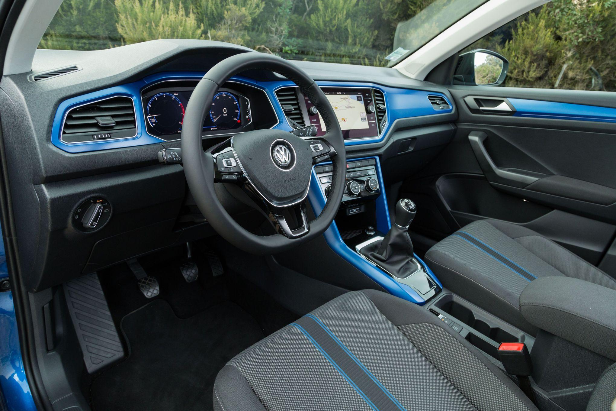 volkswagen t roc 1 0 tsi une base solide. Black Bedroom Furniture Sets. Home Design Ideas