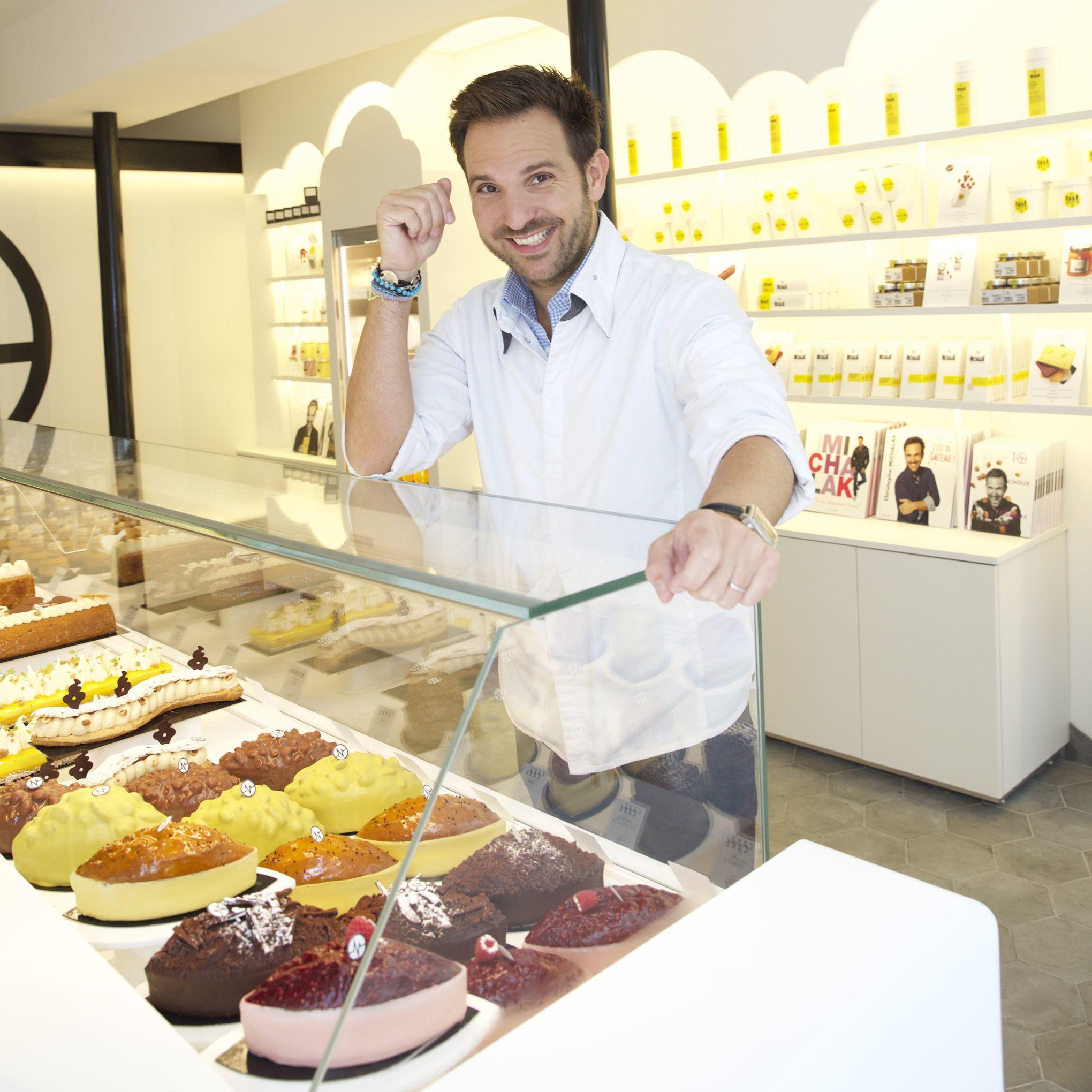 pâtisseries les plus vendus en france