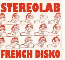 Pochette du single «French Disko» (1993).