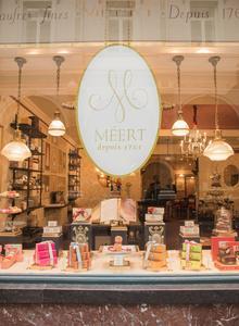La boutique Meert.