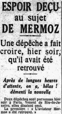 Le Figaro du 12 décembre 1936.