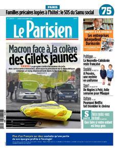 Le 5 novembre, Le Parisien est le premier journal à mentionner «les Gilets jaunes».