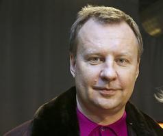 Denis Voronenkov, le 27 février à Kiev.