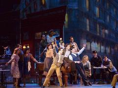 Un Américain à Paris rafle 12 nominations aux Tony Awards