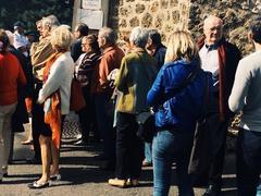 Aznavour, Bruel, Souchon... aux obsèques de Guy Béart