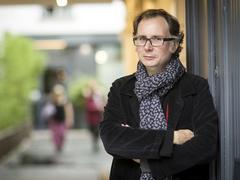 Frédéric Martinez: «La contemplation n'est pas un sport tranquille»
