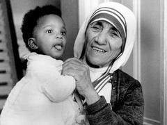 L'œuvre de Sainte Mère Teresa au cinéma
