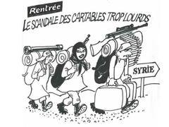 Charlie Hebdo, Hara Kiri : Cabu en 1000 dessins