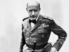 Gabriele D'Annunzio, l'homme qui inspira Malraux