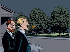 Blake et Mortimer, box-office so british